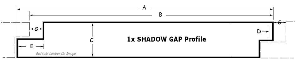 NICKEL GAP - SHADOW LINE