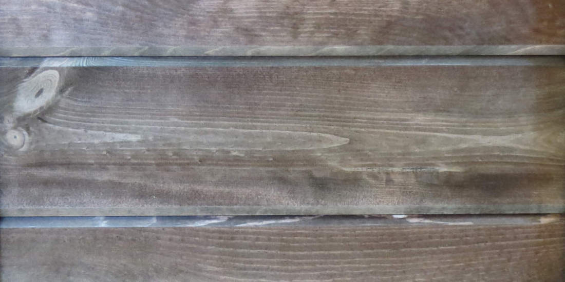 Wicked Wood Pine Paneling - BLACK CHERRY - Stain plus 2 Clear Coats  (BL12-47)