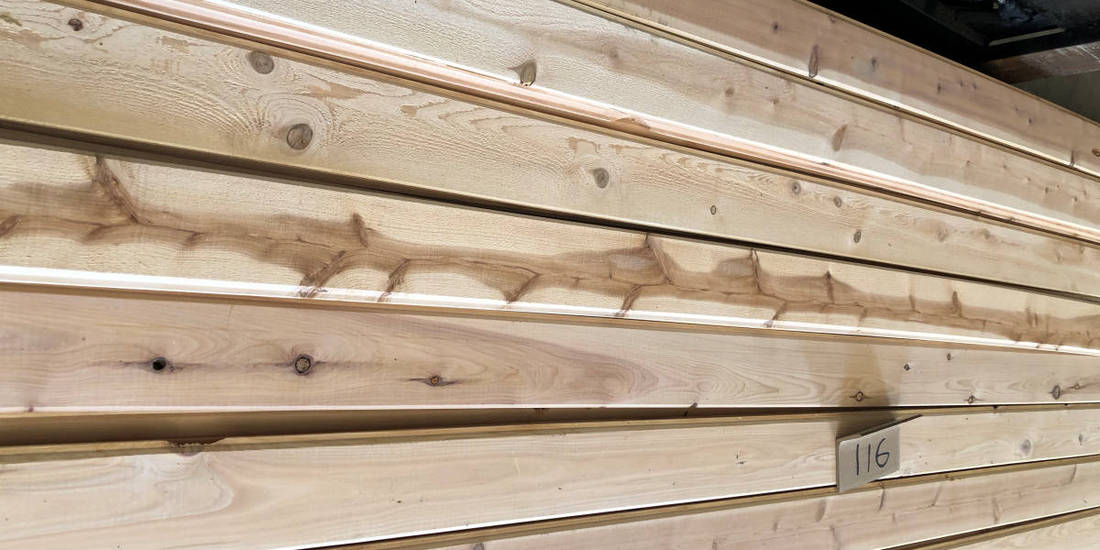 Discount Incense Cedar Siding UGRADE for Character