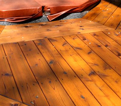 Timber OX® GREEN LOW VOC Oil Based Deck Stain