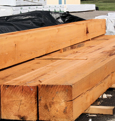 western red cedar 12x12 Cedar Lumber Mill Select Grade
