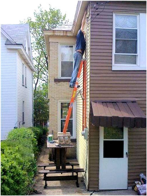 Wood Siding installation Gone so Wrong