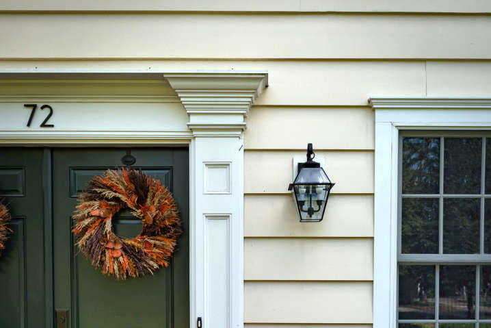 PAINTED SIDING BEVEL PRICES: CLAPBOARD OR DOLLY VARDEN RABBETED