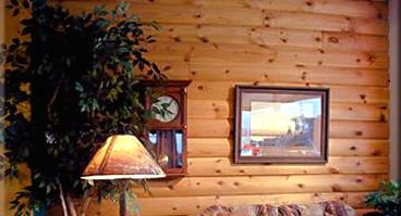 pine interior paneling pre-finished