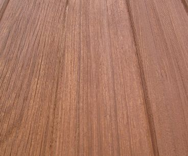 Redwood Clear Vertical Grain Heartwood Sided Home