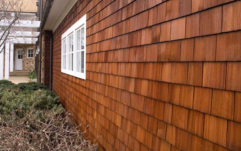 TimberOX Green Oil Based ECO Friendly Cedar Siding Stain
