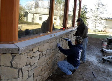 Stone Masons Lexington Kentucky