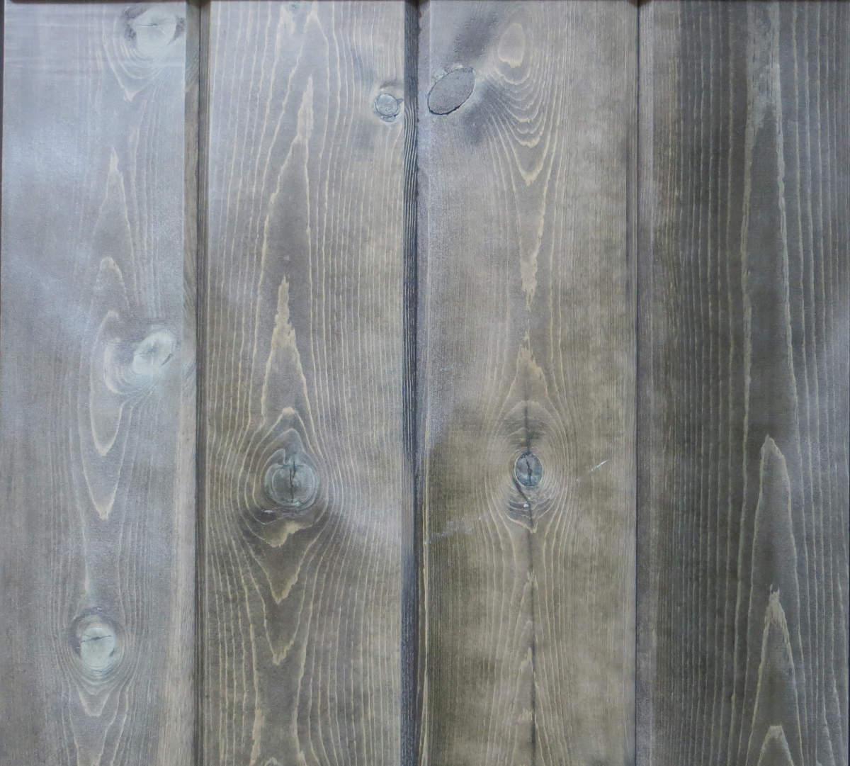 Wicked Wood Pine Paneling - BLUE SLATE - Stain plus 2 Clear Coats  (BL01-42)