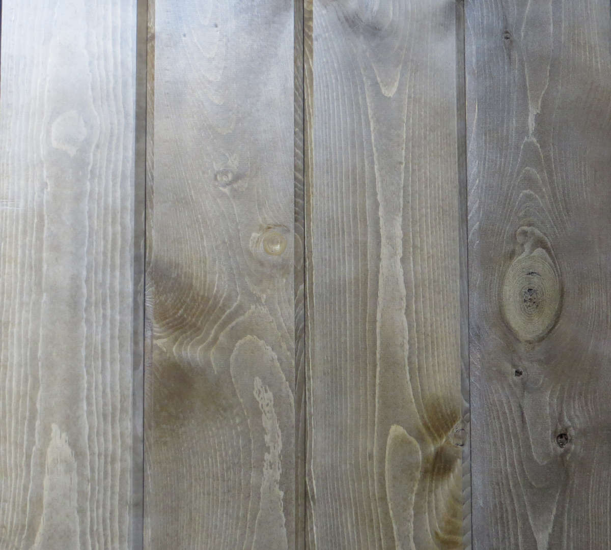Wicked Wood Pine Paneling - ICED CARAMEL - Stain plus 2 Clear Coats  (BL20-04)